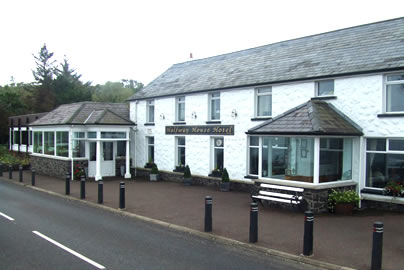 Halfway House Hotel Front