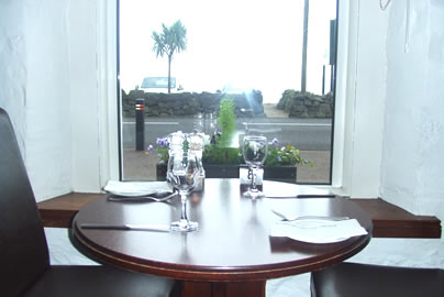Halfway House Hotel Dining Table